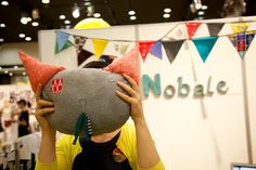 NOBALE BLOG Nobale at PlayTime Tokyo Foto Alba Danés