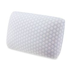 Therapedic® Supreme Comfort Travel Pillow in Beige - BedBathandBeyond.com
