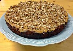 Cheesecake de Doce de Leite e Nozes