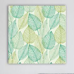 Le printemps s'invite dans votre décoration avec ce tableau de feuilles au style design à accrocher sur vos murs. Elégant et moderne, parfait pour la déco nature.