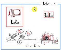 Completo método de lectoescritura PASO A PASO BLOQUE 1 LETRA T