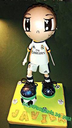 Fofucho futbolista Real Madrid
