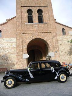 www.cochebodamadrid.com , en una boda en San Sebastián de los Reyes