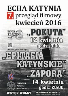 ECHA KATYNIA, 12 i 14.04.2016 r.