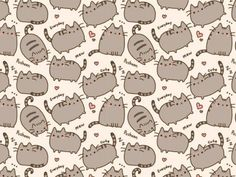 Because you lie awake wondering which Pusheen you are.