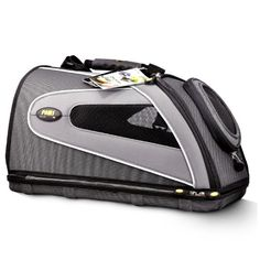 Wacky Paws EVA Pet Carrier, Small, Black -- Be sure to check out this helpful article. #CatCarriersStrollers