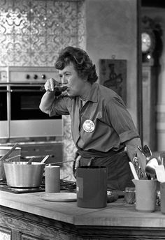 julia child | Julia Child Feeds WWD - WWD Fashion Features - WWD.com