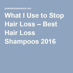 shampoo for hair loss Virginia Beach