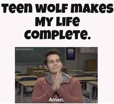 Teen wolf truths