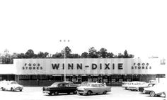 Winn Dixie is headquartered in Jacksonville, FL. Where do you shop for groceries in Florida? (1958) | Florida Memory