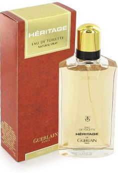Heritage Guerlain cologne - a fragrance for men