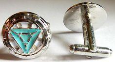 Iron Man Heart Vibranium Arc Reactor Avengers 1 2 3 Cuff Links Cufflinks Set on eBay!