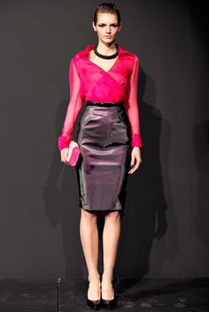Catherine Malandrino | Fall 2012 Ready-to-Wear Collection | Vogue Runway