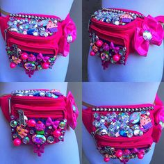 Candyland Fannypack  By: Electric Laundry