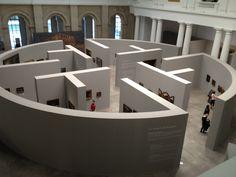 """Expo """"Fables du paysage flamand"""" / Musée des Beaux-Arts de Lille"""