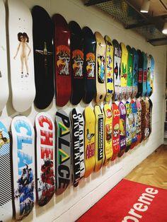 Skate Decks #collection