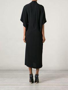 Biba Vintage Kimono  Sleeve Maxi Dress