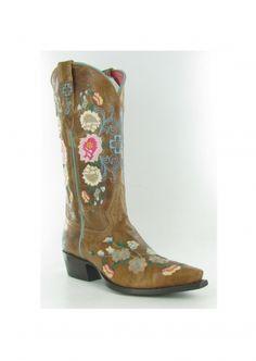 """Ladies """"Rose Garden"""" Macie Bean Boots"""