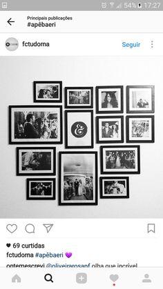 Quadros de fotografia preto e branco