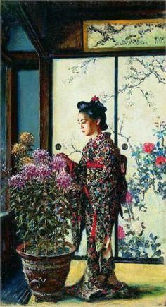 """Vasily Vereshchagin:  """"Japanese"""""""