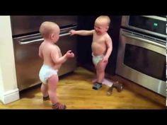 I bambini gemelli che parlano, Incredibile!