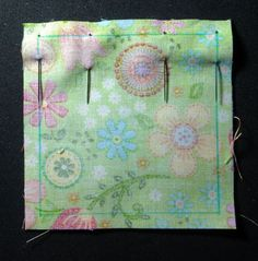 Cosido a mano Tutorial Patchwork, Patches, Quilt Blocks, Sewing Blogs, Sewing By Hand