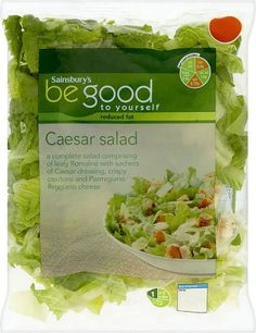 Sainsbury's Be Good to Yourself Caesar Salad (265g)