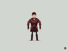 Podrick by Jerry Liu Studio Game Of Thrones Cartoon, Game Of Thrones Images, Got Game Of Thrones, Winter Is Here, Winter Is Coming, Familia Stark, Game Of Thones, Ultimate Games, Drama Games