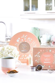 Make mom's day special with some seriously great tea.