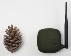 "Described by Eli-Gutierrez Studio as a ""tool of defence against forest fires"", it alerts designated devices as soon as it detects any signs of burning."