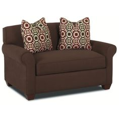 picture of Cindy Crawford Home Bellingham Vanilla Sleeper Chair from Sleeper Chairs Furniture