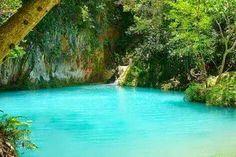 Bassin bleu, Jacmel, Haïti