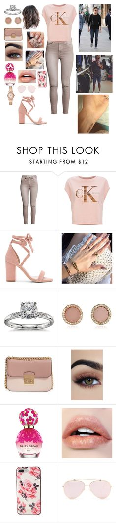 """shopping with Niall"" by haleymbrown ❤ liked on Polyvore featuring Calvin Klein Jeans, Raye, Ultimate, Blue Nile, Michael Kors, MICHAEL Michael Kors, Marc Jacobs and Kate Spade"