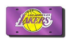 Los Angeles Lakers Tire Cover