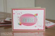 Dankeskarte Thank You Card Stampin Up Grusskarte 004