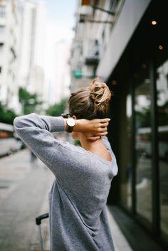Fashion Inspiration | Grey Cashmere