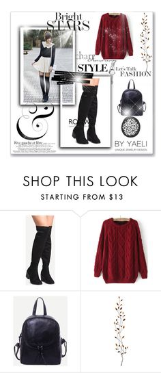"""""""Romwe 07/2"""" by ermina-camdzic ❤ liked on Polyvore featuring Pier 1 Imports and romwe"""