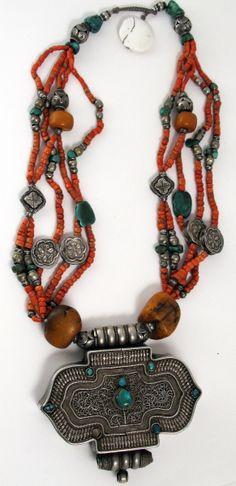 2197, 1135 Necklace, Tibet