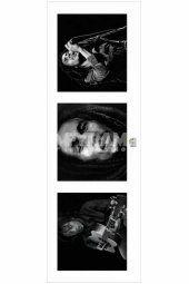 Bob Marley (B&W)