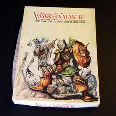Warhammer, John Blanche 1983?