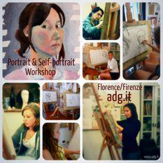 Portrait & Self-portrait/Ritratto e autoritratto Workshop – Summer/Estate 2014
