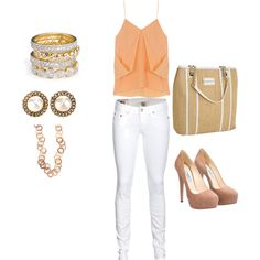 Cute friday night outfit! Created by me on polyvore!