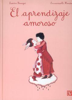 """""""El aprendizaje amoroso"""". Laetitia Bourget. Ilus. Emmanuelle Houdart. FCE. La convivencia empieza y, aunque los personajes sean de la realeza, viene igual con sus sobreentendidos y omisiones, con los detalles que parecen desvanecer el amor y con el crecimiento que hace falta para entender, construir y consolidar una relación de pareja. Un revelador libro para niños, cuyas ilustraciones maravillan y seducen, para sorprender a más de un 'grande'."""