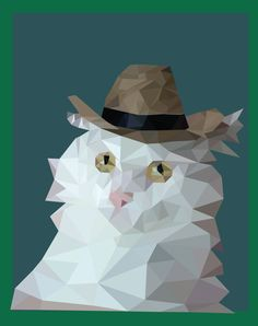 Turn your favorite pet image into a festive piece of low poly art! This is something that you can treasure for a lifetime! Whether it be a silly photo (grumpy cats are a classic) or a more serious photo, the results are one of a kind! The Process Once you have placed your order, you will be contacted for a consultation. You will be asked to send a few of your favorite pet images (high quality photos are preferred) and once we have made a decision, your masterpiece will be started. The…