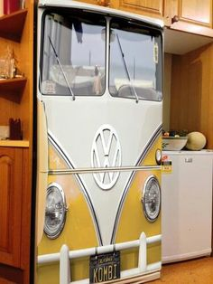 the ultimate fridge vw bulli pinterest buskar. Black Bedroom Furniture Sets. Home Design Ideas