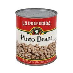 pinto beans 24x16oz la preferida pinto beans 24x16oz more beans ...