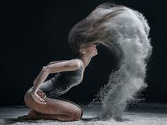 ...quando o movimento agita o corpo