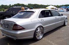Mercedes-Benz S-Class W220 Tuning (18)