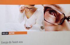 HOYA Nulux Active nowoczesne soczewki dla osob aktywnych.