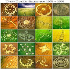 Crop Circles 1995-1999